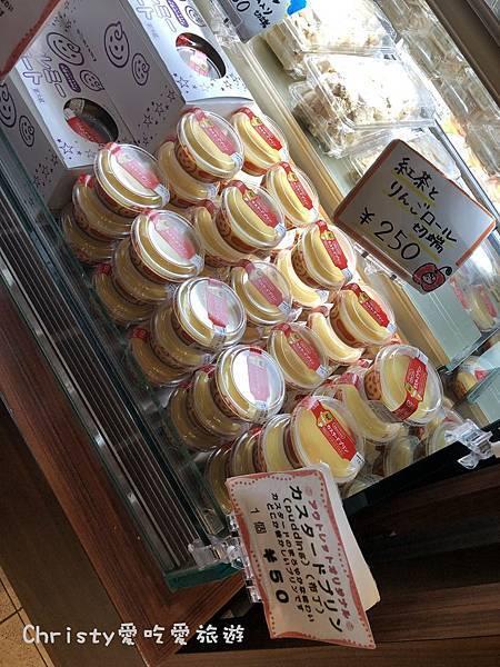 【東京。上野】Domremy Outlet-NG甜點 6