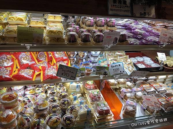 【東京。上野】Domremy Outlet-NG甜點 5