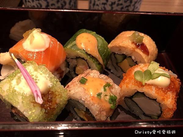 【東京餐廳推薦。銀座】SHARI THE TOKYO SUSHI BAR 7