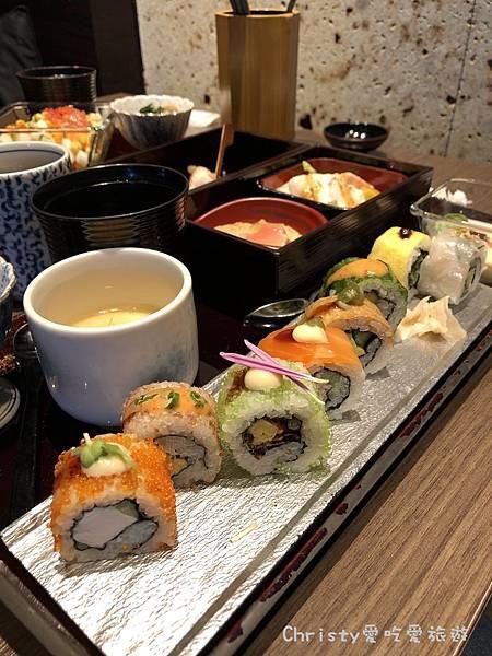 【東京餐廳推薦。銀座】SHARI THE TOKYO SUSHI BAR 11