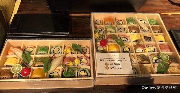 【東京餐廳推薦。銀座】SHARI THE TOKYO SUSHI BAR 13