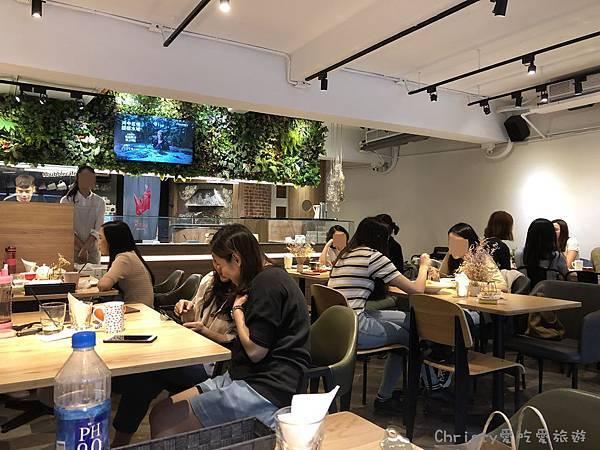 【台北下午茶推薦。小巨蛋站】Bubble Cafe1-2