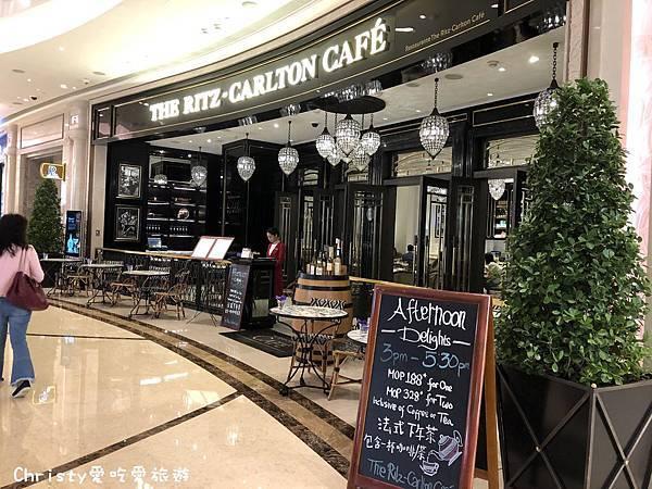 【澳門銀河。麗思卡爾頓酒店】麗思咖啡廳下午茶4