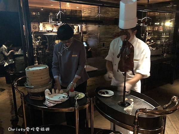 君品酒店-頤宮中餐廳 4