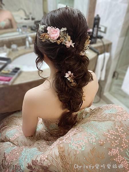 Wedding結婚。新秘Anika 0
