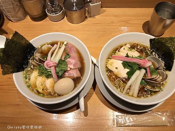 銀座 米其林拉麵 Ginza Noodles 0