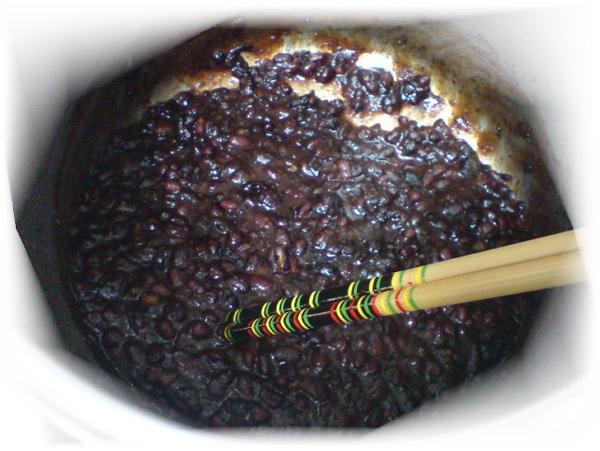 20090506今天煮紅豆湯喔! (9).JPG