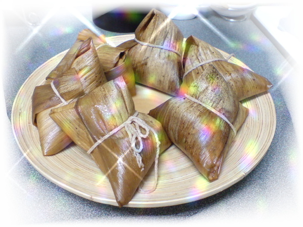 20090528包菜粽 (10).JPG