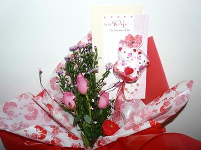 2009情人节之花