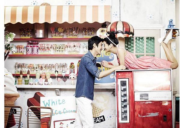 復古糖果店