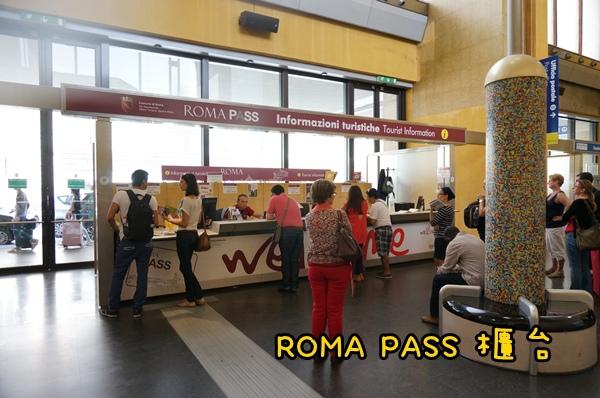 ROMA PASS TERMINI