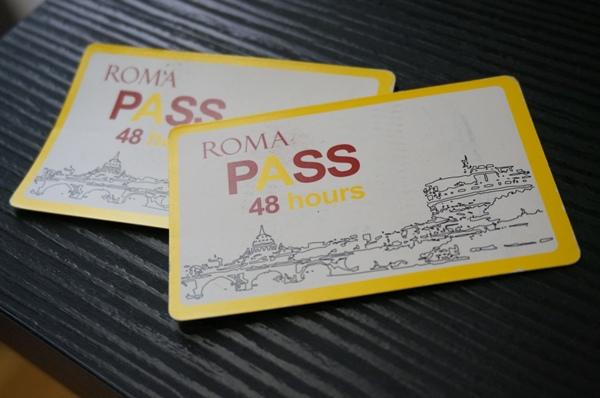 ROMA PASS 48hr