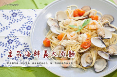 海鮮pasta