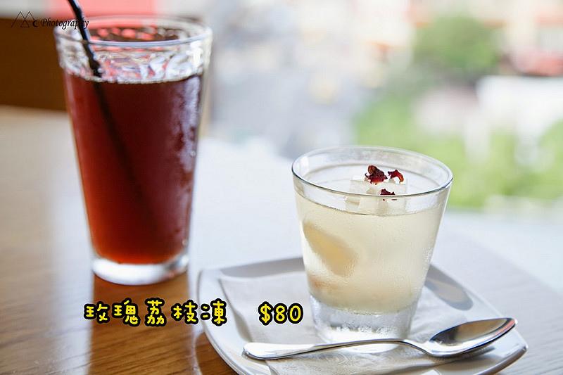 開飯 玫瑰荔枝凍