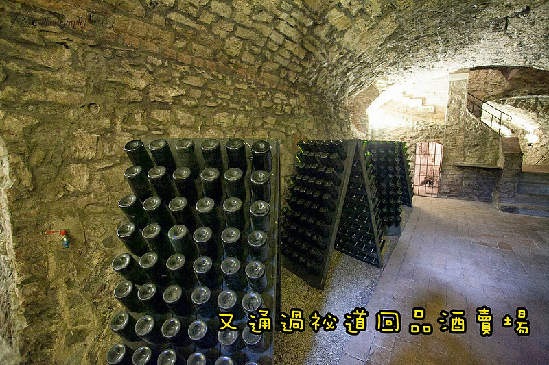 wine tunnel back