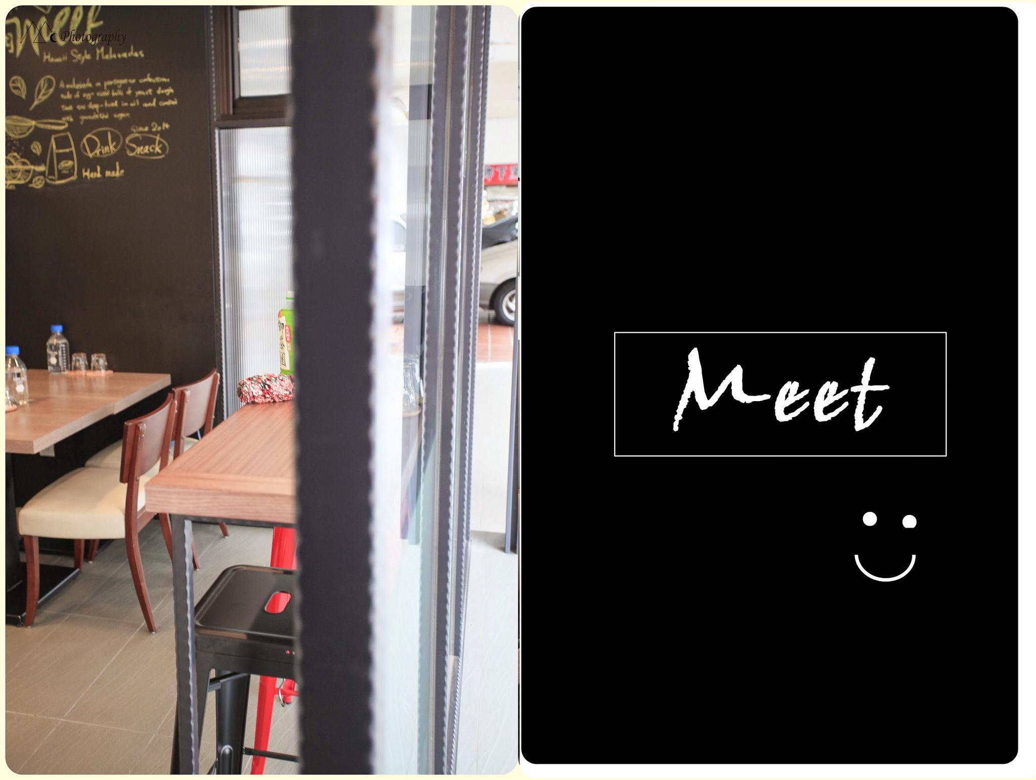 meet甜甜圈-店內1