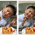 2012_1208波隆那肉醬土司披薩diy05