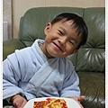 2012_1208波隆那肉醬土司披薩diy10