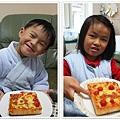 2012_1208波隆那肉醬土司披薩diy12