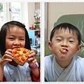 2012_1208波隆那肉醬土司披薩diy13
