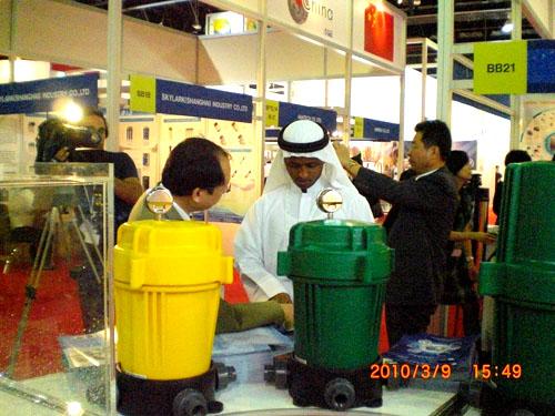 杜拜12-全球淨水