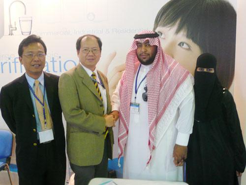 杜拜展24-全球淨水