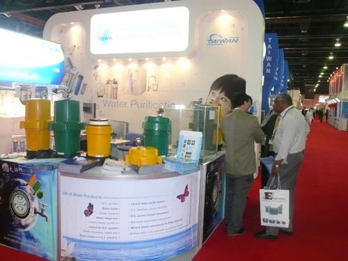 杜拜展28-全球淨水