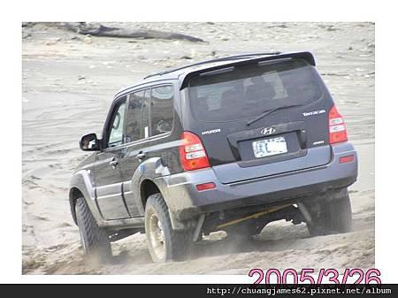 現代的4WD-Terracan都改成這樣還用試車牌