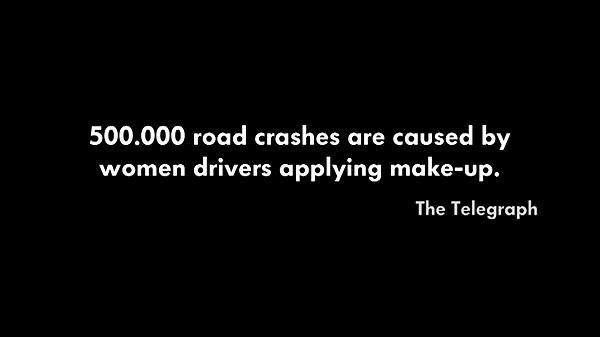 用化妝教學影片來倡導交通安全『A crash course to shine』_004