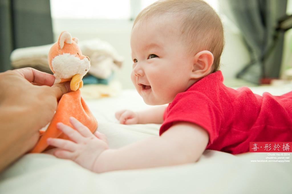 跟隨媽媽的隨身玩偶 現在傳承給小BABY