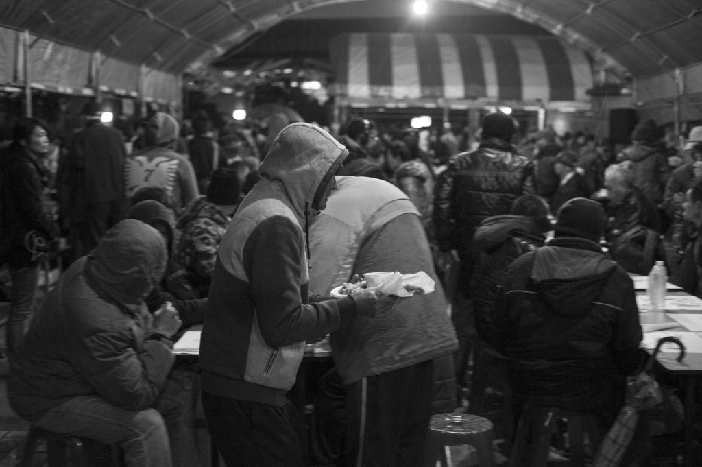 123無家者人權尾牙音樂會