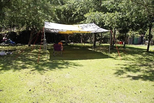 張家堡營地