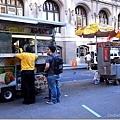 到處都有的方便街頭食物~