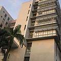 現代化的大樓