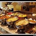 鹹食跟沙拉區