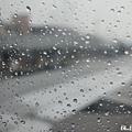 又是雨中的行程...