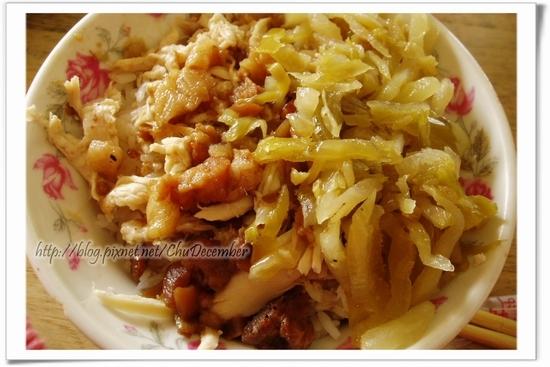 南豐魯肉飯--雞肉飯
