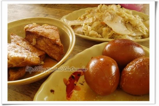 南豐魯肉飯--小菜
