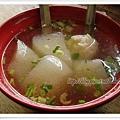南豐魯肉飯--蘿蔔湯