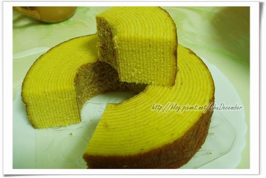 妖精の森 年輪蛋糕