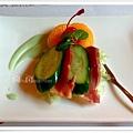 前菜--鴨胸肉