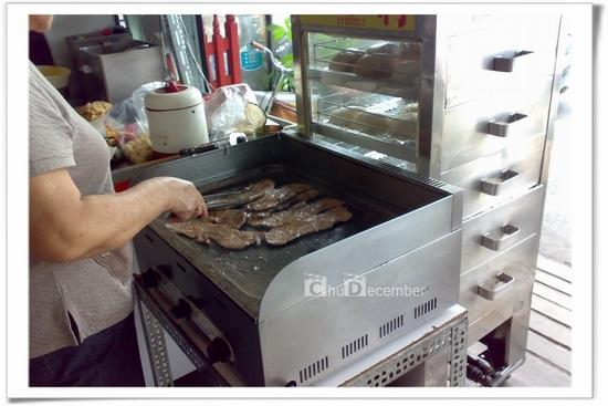 香噴噴的燒肉