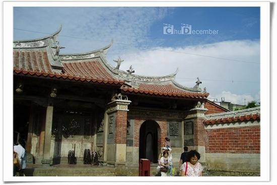 龍山寺--比天后宮有fu很多