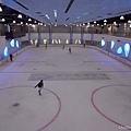 世博文化中心內的溜冰場