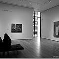 美術館的舒服空間