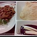 京醬豬肉套餐