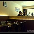 進門就是生魚片跟美味壽司的準備區