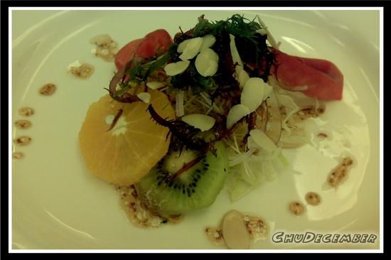 套餐-和風沙拉