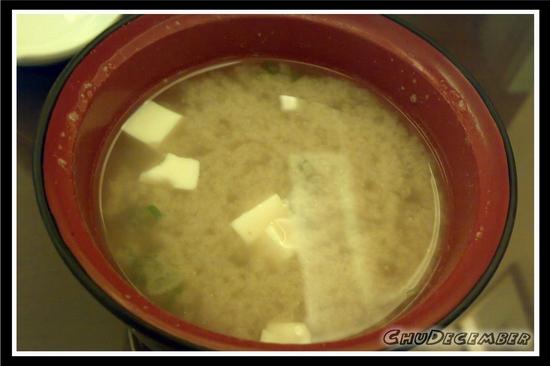 套餐-味增湯