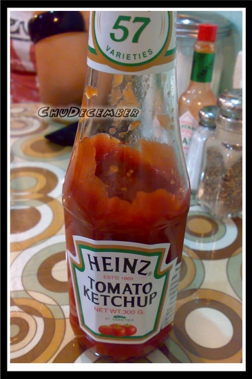 好吃的蕃茄醬